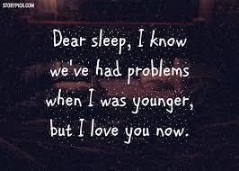 Love Sleep Quotes Pics