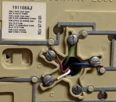 replacing old honeywell chronotherm to honeywell wi fi thermostat