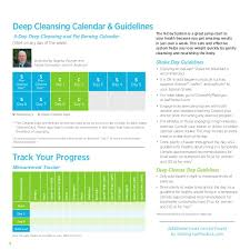 isagenix measurement tracker isagenix 9 day deep cleansing and fat burning system system guide