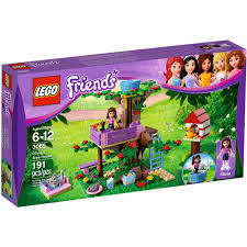 Adventure Camp Tree House 41122  LEGO Friends  Building Friends Lego Treehouse