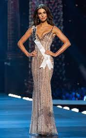 She is contestant number five in the top 20 favourite contestants by angelopedia, competing for the national title. Miss Canada From Miss Universe 2018 Evening Gown Competition Marta Stepien Vestido De Miss Vestidos Vestidos De Festa Formatura