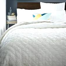 twin bedspreads twin quilts for quilt shams stone white west elm white ruffle bedding twin twin size quilt