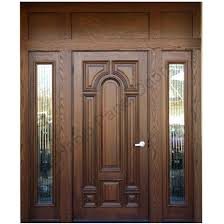 solid wood doors habib panel main door design ash with frame exterior manufacturers outside homes double window hardwood front single wooden designs new