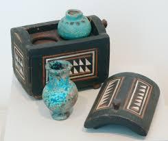 cosmetics case egypt ancient egyptian cosmetics