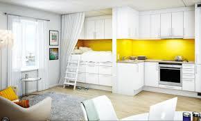 Small Kitchen For Studio Apartment Furniture For Studio Apartments Layout Exciting Studio Apartment