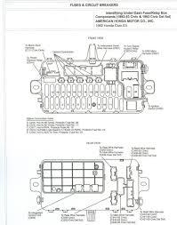 06 honda civic fuse box replacement example electrical wiring 1997 Honda Civic Ex at 06 Honda Civic Ex Fuse Box