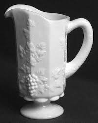 Grape Pattern Milk Glass Unique Westmoreland Paneled Grape Milk Glass At Replacements Ltd Page 48