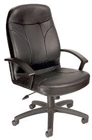 ergonomic executive office chair. Boss Bonded Leather Ergonomic Executive Office Chair E