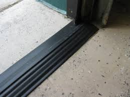 tsunami seal 16 ft black garage door threshold kit 53016 at the mobile