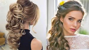 hairstyles for wedding. The Most Popular and Elegant wedding Hairstyles Tutorials Of 2017
