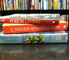 inspiring coffee table books