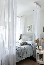 canopy curtains