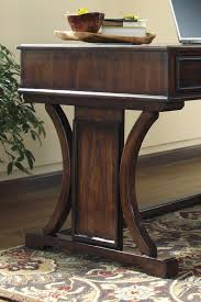 home office buy devrik. signature design by ashley devrik home office desk chair with exposed wood arms wayside furniture task buy i