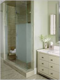 Privacy Shower Doors Fresh Frosted Glass Bathroom Accessories