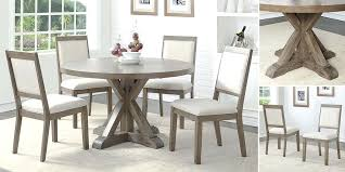 best driftwood dining tables images on round table and glass uk