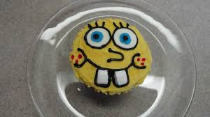Decorating Cupcakes 60 Spongebob Squarepants Youtube