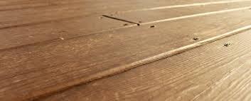 why does my new wood floor creak