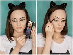 easy cat makeup tutorial 8