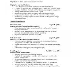 Data Entry Job Description For Resume Templates Data Entry Clerk Job Description Template Resume 52