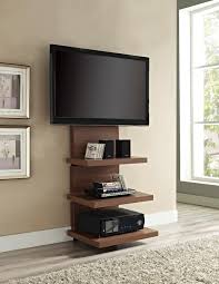 2 shelf wall mount bracket for tv components inspirational 18 chic and modern tv wall mount