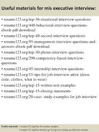 Mis Resume Samples Best of Mis Executive Resume Format In Word Dadajius
