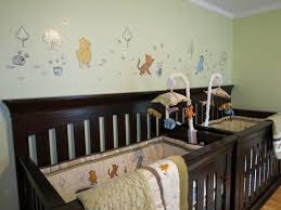 winnie the pooh crib bedding bedroom design wall art nursery baby sets pink play per