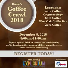 At aura coffee we handcraft fresh roasted gourmet and select coffees in small batches to produce the freshest, most amazingly aromatic and. Coffee Crawl Explorium