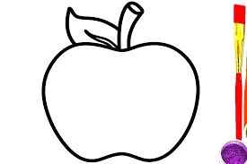 Free Printable Apples Coloring Pages Ourwayofpassioncom
