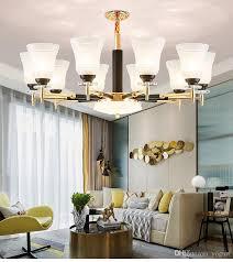 modern gold black metal led chandeliers lighting living room led pendant chandelier lights dining room led hanging lamp fixtures chandelier shades small