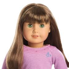 Truly Me Visual Chart Visual Chart Of Truly Me Dolls Brown Hair Bangs