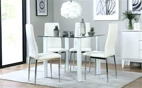 glass dining table ikea glass dining chairs nova square white glass dining table with 4 white chairs chrome legs black glass dining glass dining table ikea