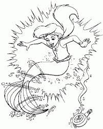 Small Picture Princess Ariel Coloring Pages Printable Coloring Coloring Pages
