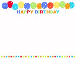 Free Birthday Backgrounds Happy Birthday Border Birthday Wallpaper Hd Wallpapers