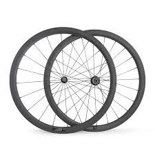 1130g 700c 23mm width 38mm tubular carbon wheels road bike ultra light wheelset sportinggoods cycling ponents