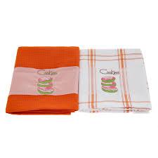 <b>Набор кухонных полотенец</b> 2шт sugarbox orange <b>Asil</b> 2017-04 ...