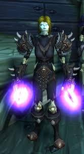 Champion: Lilian Voss - Quest - World of Warcraft