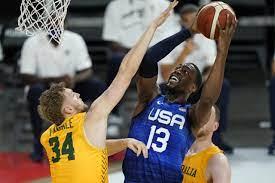 Tokyo Olympics: USA vs Australia Match ...