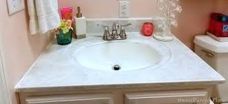 granite painting kit giani white diamond countertop paint marble bathroom sink makeover with