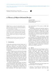Object Oriented Design Patterns Custom Decorating
