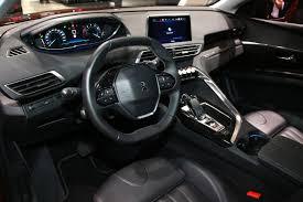 2018 peugeot 3008 interior. contemporary 3008 peugeot 3008 gt combines concept interior with hot hatch engine 2018 peugeot interior u