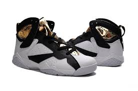 jordan shoes for girls black and white. air jordan 7 girls champagne white gold black for sale-2 shoes and o