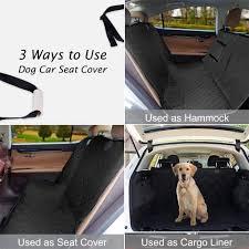 wzto dog car seat cover waterproof