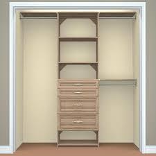 closetmaid closet system w w closet system closetmaid closet organizer kit with shoe shelf 5 to 8