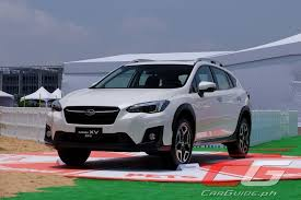 2018 subaru crosstrek white. fine crosstrek like its exterior the 2018 subaru xvu0027s interior is largely imprezau0027s  and thatu0027s a good thing it feels cutting edge from choice of materials to  with subaru crosstrek white t