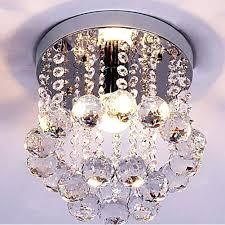 flush mount crystal chandelier modern kid chandelier 6 light candle style flush mount crystal chandelier with