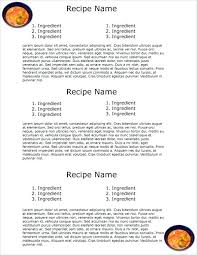 recipes cover page template. Brilliant Cover Cookbook Template For Pages Recipe Book Prepossessing Free Cover Page Co Inside Recipes Cover Page Template M