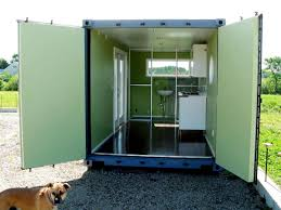 Single Shipping Container Homes Interior Container House Design - Shipping container house interior
