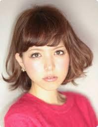 髪型主婦向け 大人カジュアル 簡単ボブスタイル 2013 春 ヘア