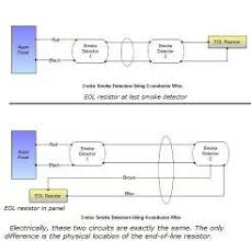 what is an end of line resistor? quora end of line resistor wiki at Eol Resistor Wiring Diagram