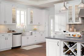painted white kitchen cabinets. Plain White Lovely Painting Old Kitchen Cabinets White Best How To Paint  Painted T
